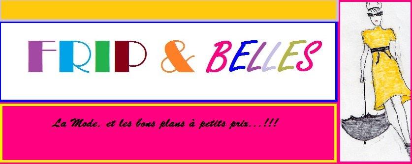 Fripes et Belles Logo